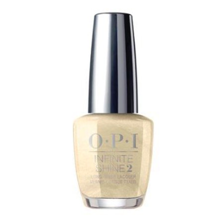 OPI Infinite Shine 2, LOVE XOXO 2017 Holiday Collection,Gifts Of Gold Never Gets Old - image 1 de 1