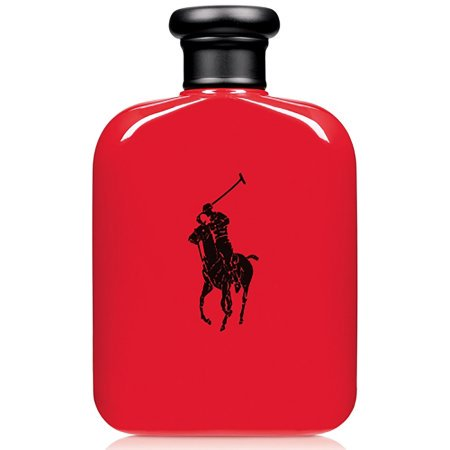 Polo Red, Ralph Lauren, Eau de Toilette Perfume for Men, .5 Oz