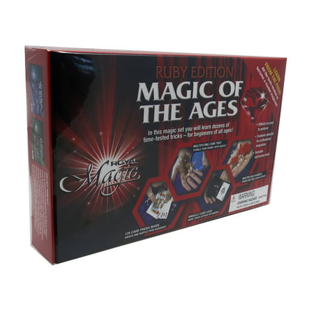 Magic Of Jewels - Magic Kits (Ruby Kit) - Magic Kit