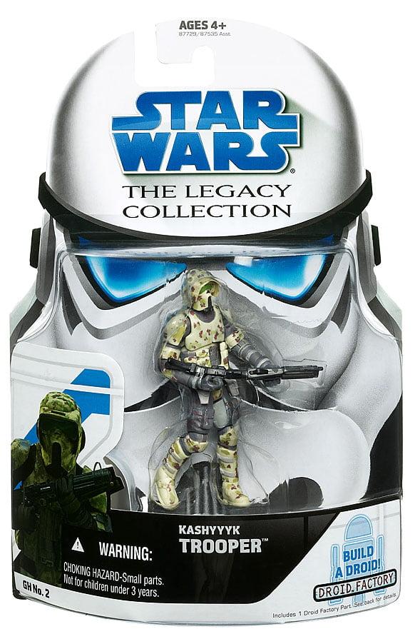 Kashyyyk Scout Trooper Action Figure Star Wars Revenge Of The Sith Walmart Com Walmart Com