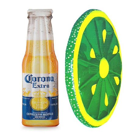 Corona Beer Bottle 68.5