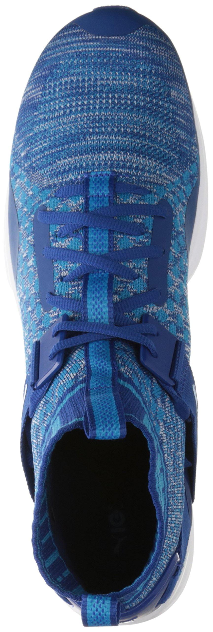 Puma Ignite EvoKnit Shoes True Blue Running Mens Footwear Gym Sport The Weeknd