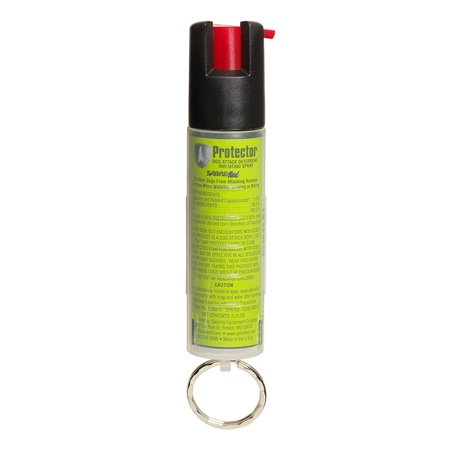 SABRE Dog Spray - Protector Dog Deterrent with Keychain – Maximum Strength