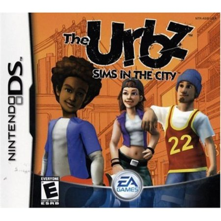Urbz: Sims In The City - Nintendo DS Electronic (The Urbz Sims In The City Pc)
