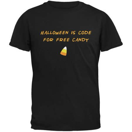Halloween is Code For Free Candy Black Adult - Promo Code For Spirit Halloween