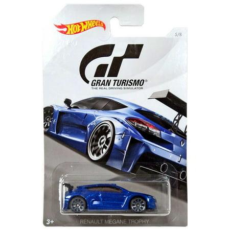 Hot Wheels Gran Turismo Renault Megane Trophy Die-Cast Car