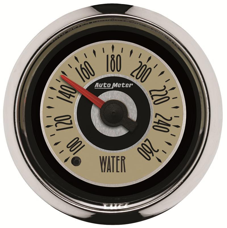 autometer 1136 cruiser ad water temperature gauge