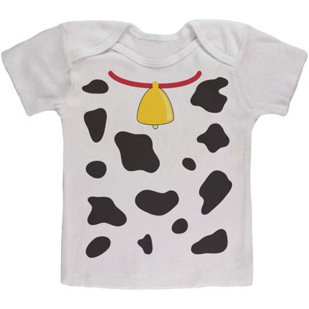 Halloween Cow Costume Baby T Shirt - Toddler Cow Halloween Costumes