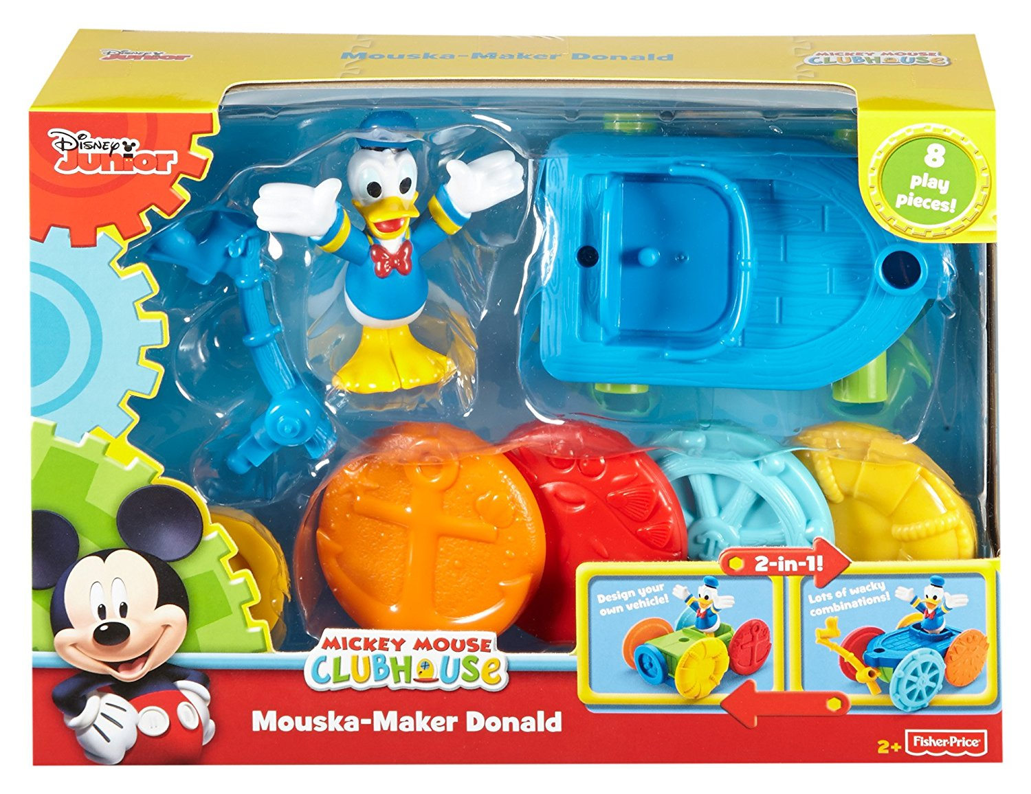Donald Duck Mickey Mouse Clubhouse Mouska-Maker - Walmart.com