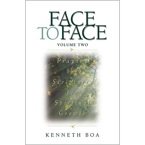 Face to Face (Paperback Zondervan): Face to Face: Praying the Scriptures for Spiritual Growth (Paperback)