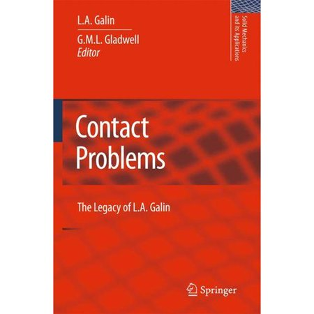 Contact Problems: The Legacy of L.A. Galin by