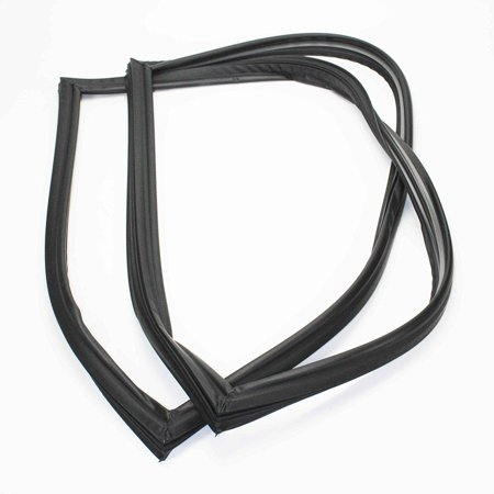 Refrigerator Door Gasket for General Electric, AP5183271, PS3493734, WR24X10237, Replaces Part Numbers: WR24X10188, AP5183271, PS3493734 By (Electric Part Number)