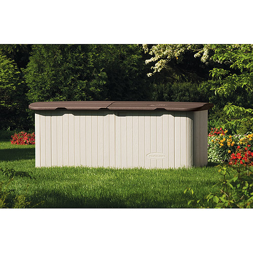 Suncast 269 Gallon Multi-Purpose Storage Shed
