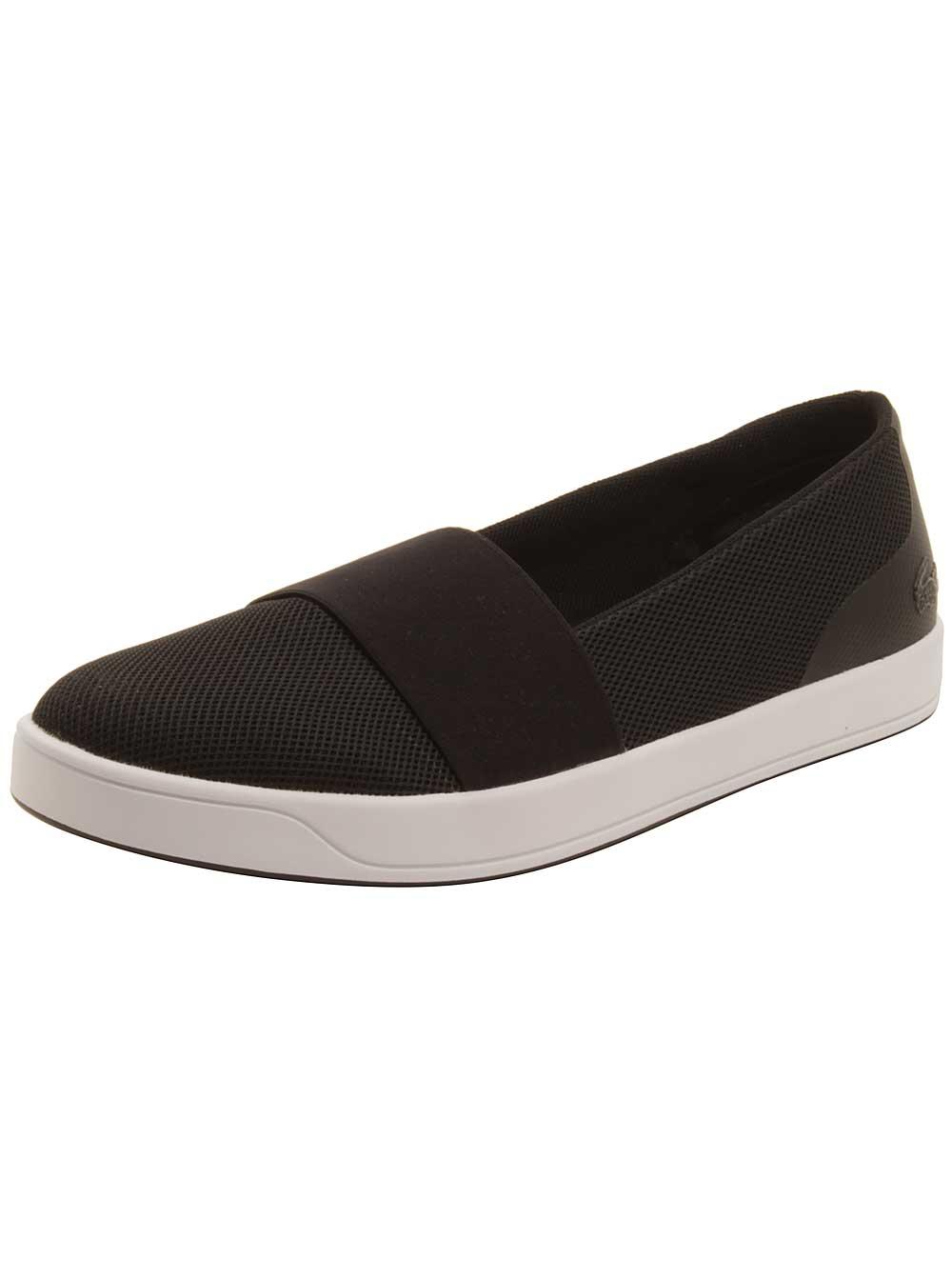 Lacoste Women's Lyonella Slip 217 Sneaker