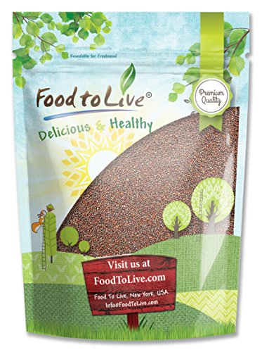 Food To Live Broccoli Sprouting Seeds (1 Pound) by Food To Live