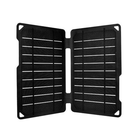Renogy E.FLEX10 Monocrystalline Portable Solar Panel with USB