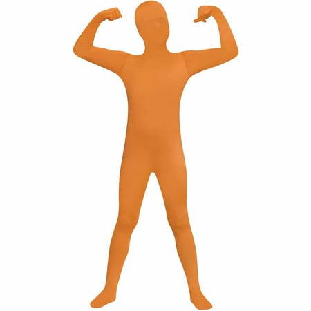 Orange Skin Suit Child Halloween Costume (Spin Halloween Costumes)