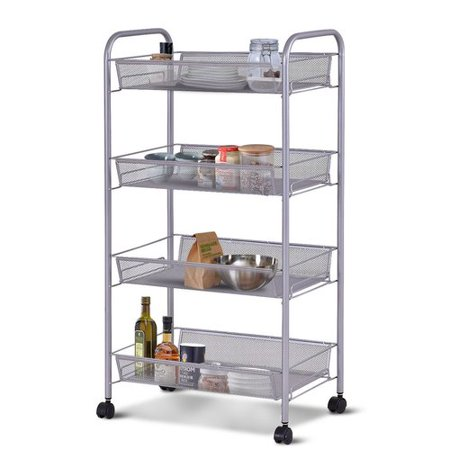 WFX Utility Leo 33'' H x 17.5'' W 4 Tier Storage Rack (Utility Body Racks)