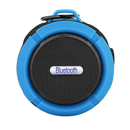 2017 New Best C6 Compact Size Waterproof Wireless Bluetooth 4 0 Super Bass Stereo Smartphone Speaker Super Light Weight Speaker For Iphone