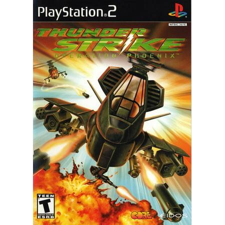 Image of Thunderstrike: Operation Phoenix PS2