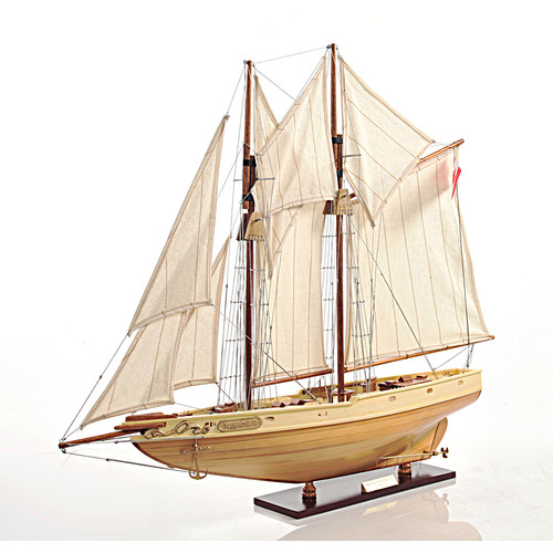 Old Modern Handicrafts Bluenose II Model Boat by Overstock