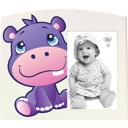 Precious Moments Precious Paws Hippo 4 x 6 Inch Photo Frame 163449