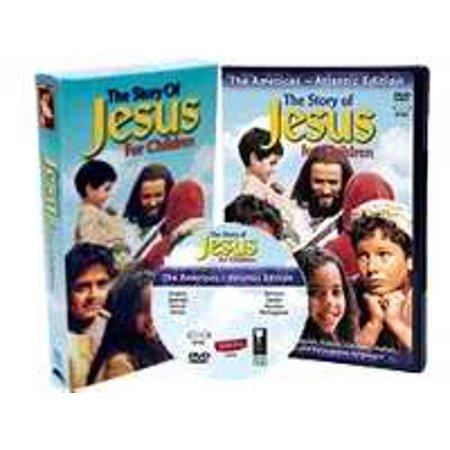DVD-Story Of Jesus For Children