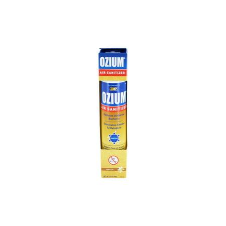 Ozium Air Sanitizer Aerosol Vanilla Scent