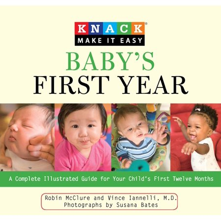 Knack Baby's First Year - eBook (The Bates Family And Baby Makes 19)