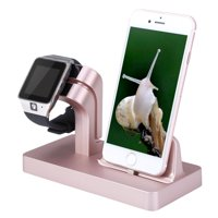 e9453d4e833 Product Image Apple Watch/iWatch/iPhone Charging Stand Cradle Holder Dock  Nightstand Station [2 in