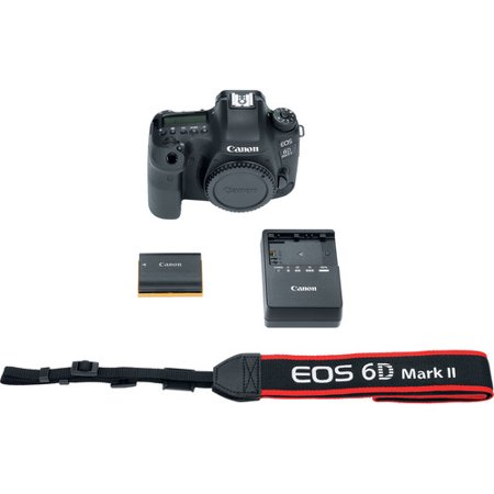 Canon EOS 6D Mark II DSLR Camera (Body Only) (Canon 6d Best Price)