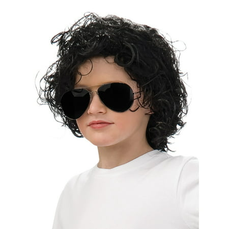 Michael Jackson - Child Curly Wig