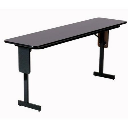 - Correll, Inc. 60'' Rectangular Folding Table