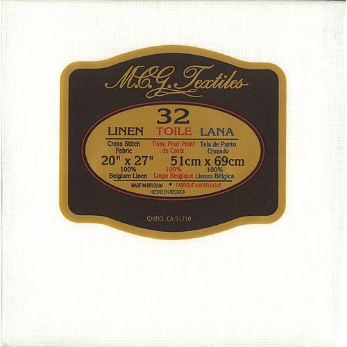 """M.C.G. Textiles Linen, 20"""" x 27"""""""