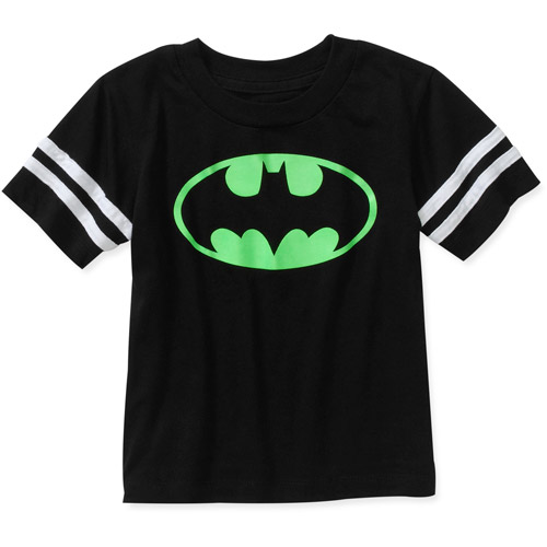 Baby Boy's Batman Shield Graphic Tee