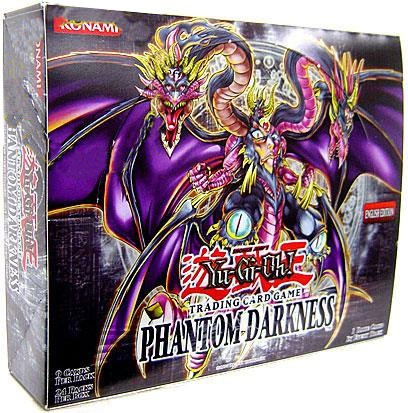 Konami YuGiOh Phantom Darkness Booster Box