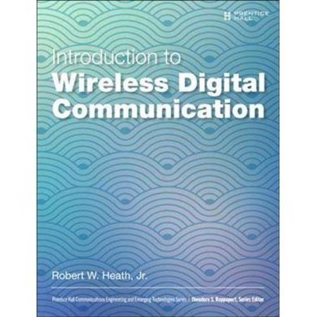 Introduction To Wireless Digital Communication  A Signal Processing Perspective