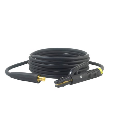 200 Amp Welding Electrode Holder Lead Assembly - LC40 Connector - #2 AWG cable (15