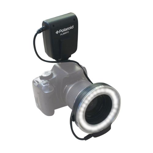 Polaroid Macro LED Ring Flash & Light For Nikon SLR Camer...