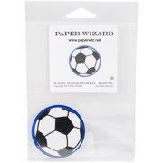 Paper Wizard Die-Cut-Soccer