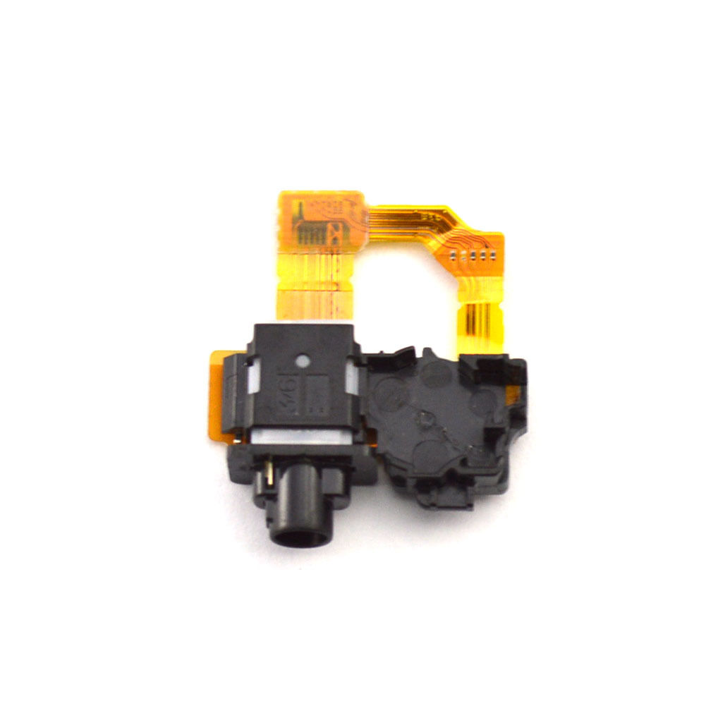 Headphone Audio Jack Headset Flex Cable for Sony Xperia Z1 C6903 - image 1 de 1