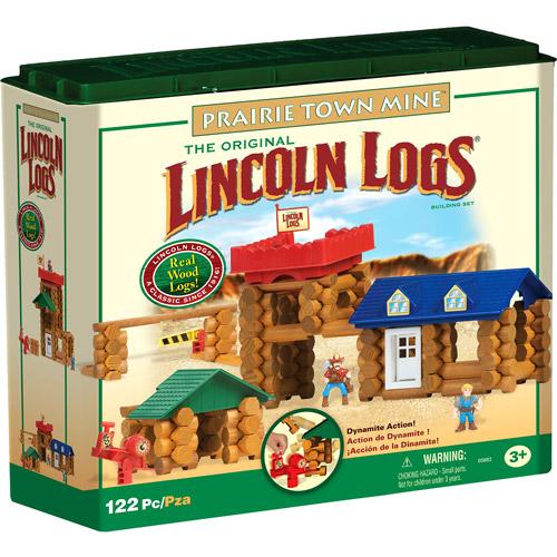 Lincoln Logs Prairie Town Mine