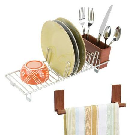 Rebrilliant Eisen Compact Drainer Dish Rack