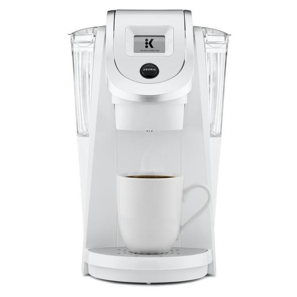 Keurig K200 Single-Serve K-Cup Pod Coffee Maker, White - Walmart.com - Walmart.com