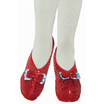 FARM GIRL SHOE COVERS (State Farm Costume)