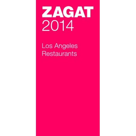 Zagat 2014 Los Angeles Restaurants