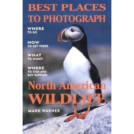 Best Places to Photograph North American Wildlife for $<!---->
