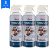 3-Pack Rosewill RCGD-18003 Compressed 10 oz Gas Duster Cleaning Spray