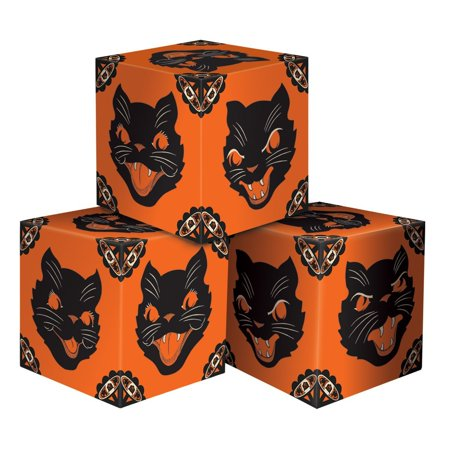 Best Halloween Bake Sale Items (3-Pack Halloween Cat Favor Boxes, 3-1/4-Inch by 3-1/4-Inch, This item is a great value! By)