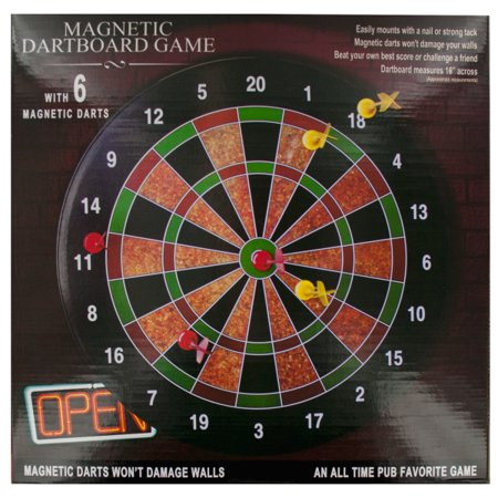 Magnetic Dartboard Game (Magnetic Darts)